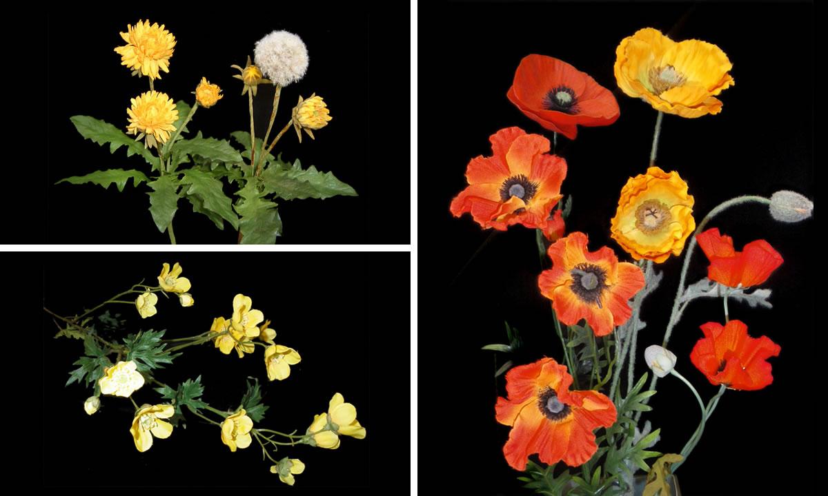 artificial flowers 3