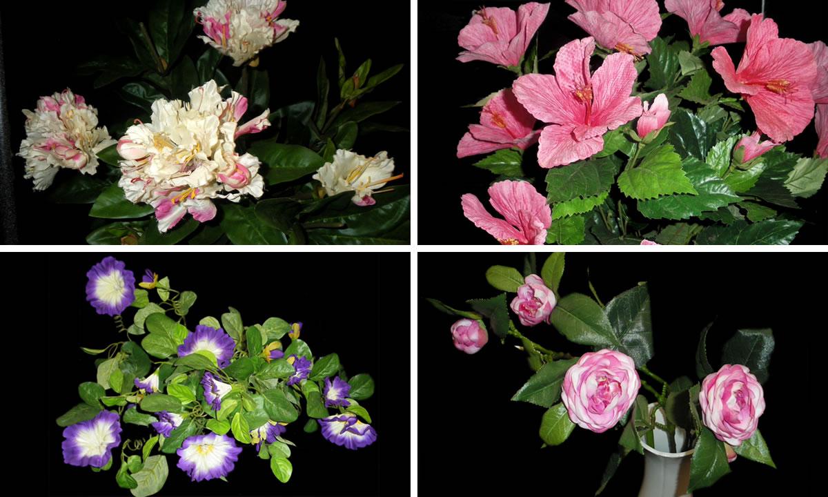 artificial flowers 6