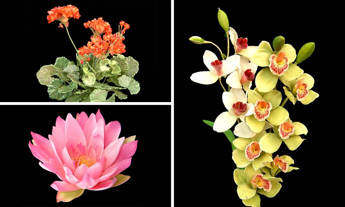artificial flowers 7