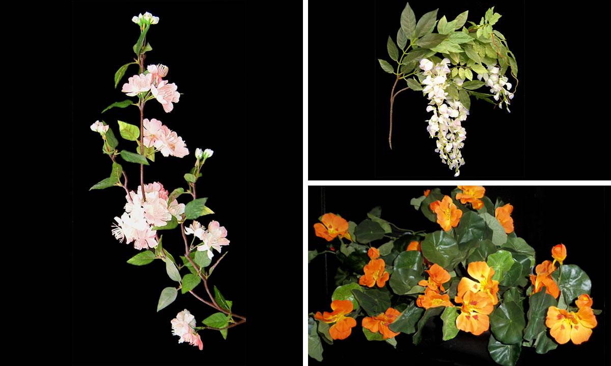artificial flowers 8