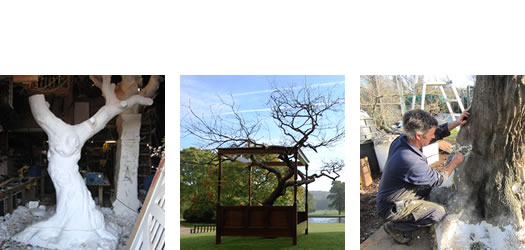 bespoke tree construction