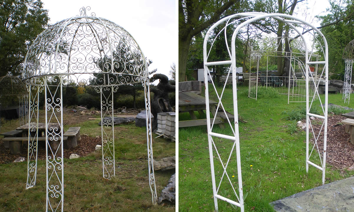 Sheds Gazebos And Arches 2 Living Props